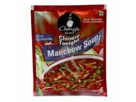 CHINGS MANCHOW SOUP 50GM