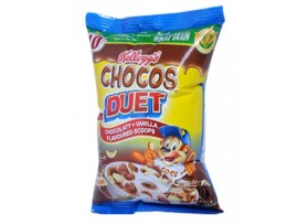 KELLOGG CHOCOS DUET 125GM