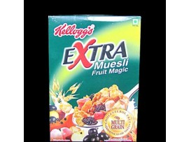 KELLOGG'S EXTRA MUESLI FRUIT MAGIC 550GM