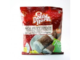 DOUBLE HORSE RAGI PUTTU PODI 500GM
