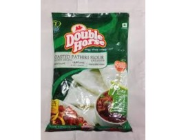 DOUBLE HORSE ROSTED WHITE RICE POWDER 500GM