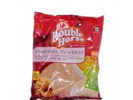 DOUBLE HORSE SAMBA BROKEN WHEAT 500GM
