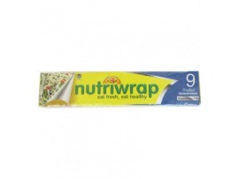NUTRIWRAP ALUMINIUM FOILS 9M SET OF 3 300MM