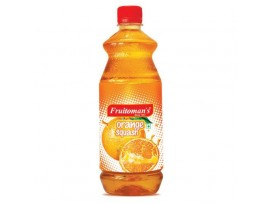FRUITOMANS ORANGE SQUASH 700ML