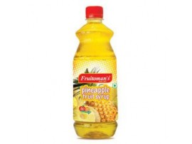 FRUITOMANS PINEAPPLE SYRUP 700ML