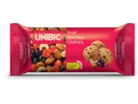 UNIBIC FRUIT AND NUT COOKIES 67GM