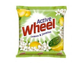 WHEEL ACTIVE LIME & JASMINE DETERGENT 1KG