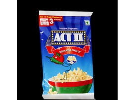 ACT II INSTANT POPCORN TOMATOCHILLY 59GM