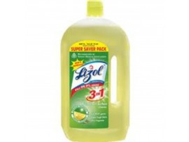 LIZOL DISINFECTANT FLOOR CLEANER CITRUS 2L