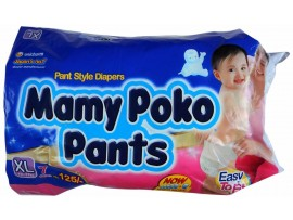 MAMY POKO PANTS DIAPER XTRA LARGE SIZE 7'S