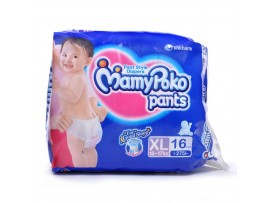 MAMY POKO PANTS DIAPER XTRA LARGE SIZE 16'S