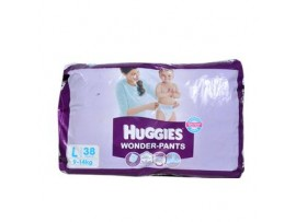 HUGGIES WONDER PANTS LARGE 20'S