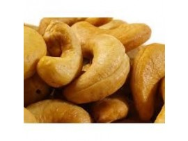 CDC CASHEWS W320 DRY SALTED RSTD 250 GM