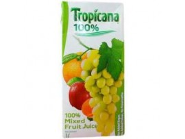 TROPICANA MIXED FRUIT JUICE 1L