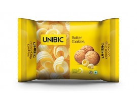 UNIBIC BUTTER COOKIES WRAPPER 135GM