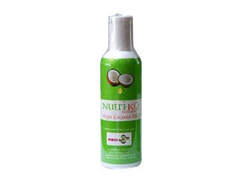 RUBCO NUTRI KO VIRGIN COCONUT OIL 1L BOTTLE