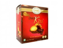 UNIBIC CHOCOKISS CENTRE FILLED COOKIES 75GM