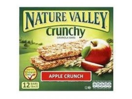 NATURE VALLEY APPLE CRUNCH 252GM