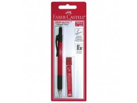 FABER CASTELL GRIP MATIC MECHANICAL PENCIL WITH LEAD