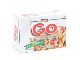GOWARDHAN GO PIZZA CHEESE 200GM