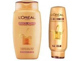 L'OREAL HAIR EXPERT SMOOTH INTENSE  SHAMPOO 75ML