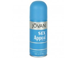 JOVAN SEX APPEAL MENS DEO BODY SPRAY 150ML