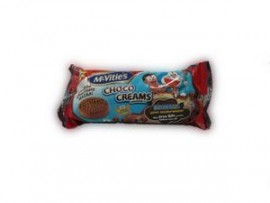 MCVITIE'S CHOCOLATE CREAM 52.5GM