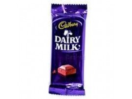 CADBURY DAIRY MILK 60GM FLOW PACK