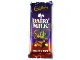 CADBURY DAIRY MILK FRUIT & NUT FLOW PACK 60GM