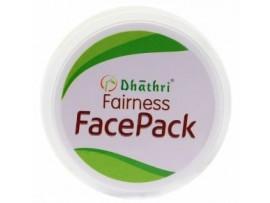 DHATHRI FAIRNESS FACE PACK 50GM