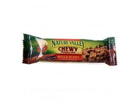 NATURE VALLEY CHEW BAR MIXED BERRY 150GM