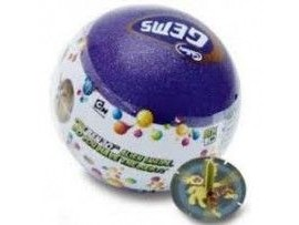 CADBURYS GEMS 20.47GM BALL WITH TOY