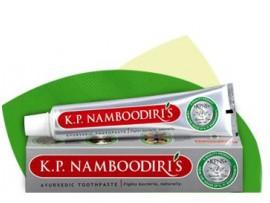 K.P.NAMBOODIRI'S AYURVEDIC TOOTH PASTE 100GM