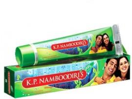 K.P.NAMBOODIRI'S AYURVEDIC GEL TOOTH PASTE 40GM