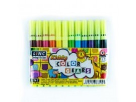LINC KIDDY SKETCH PENS 12 SHADES PACK
