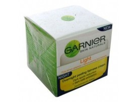 GARNIER SKIN NATURALS LIGHT NIGHT FAIRNESS CREAM 40GM
