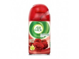 AIRWICK FRESHMATIC AUTOMATIC AIR FRESHNER ROSE 250ML