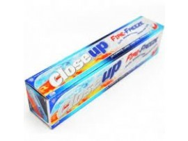 CLOSE UP FIRE FREEZE TOOTH PASTE 150GM