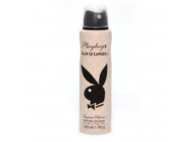 PLAYBOY WOMEN LOVELY DEO BODY SPRAY
