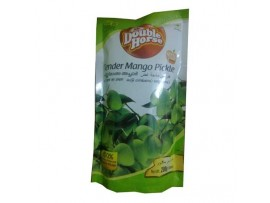 DOUBLE HORSE TENDER MANGO PICKLE 200GM