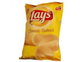 LAYS CLASSIC SALTED 89GM