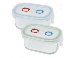 LOCK N FRESH CONTAINER 04 RECTANGLE 150ML