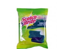SCOTCH BRITE THICK PAD LARGE
