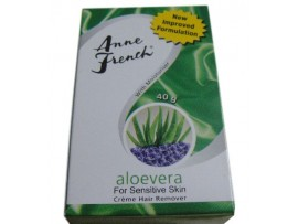 ANNE FRENCH SOOTHING ALOEVERA HAIR REMOVER CREAM 40GM