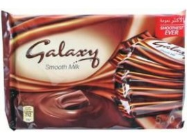 GALAXY MILK CHOCOLATE 40GM