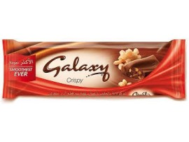 GALAXY CRISPY CHOCOLATE 36GM