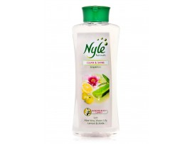 NYLE CLEAN N SHINE SHAMPOO 400ML