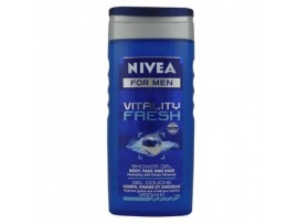 NIVEA BATH CARE SHOWER GEL VITALITY FRESH 250ML