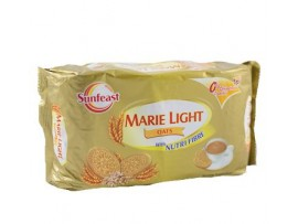 SUNFEAST MARIE LIGHT OATS BISCUIT 250GM
