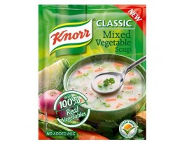 KNORR INSTANT SOUP MIX VEG 11GM